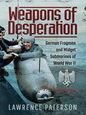 cover image of Weapons of Desperation